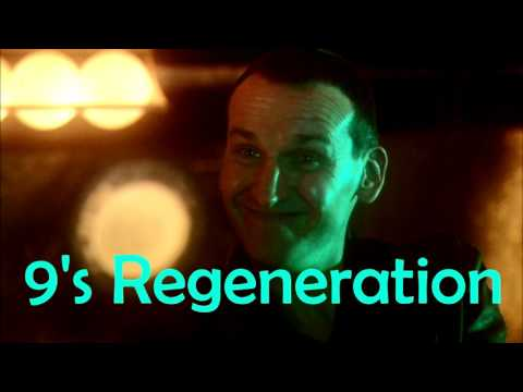 Doctor Who Unreleased Music  The Parting of the Ways  9s Regeneration TV Version