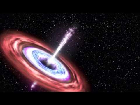 Black Hole Eats Star, Beams Signal to Earth