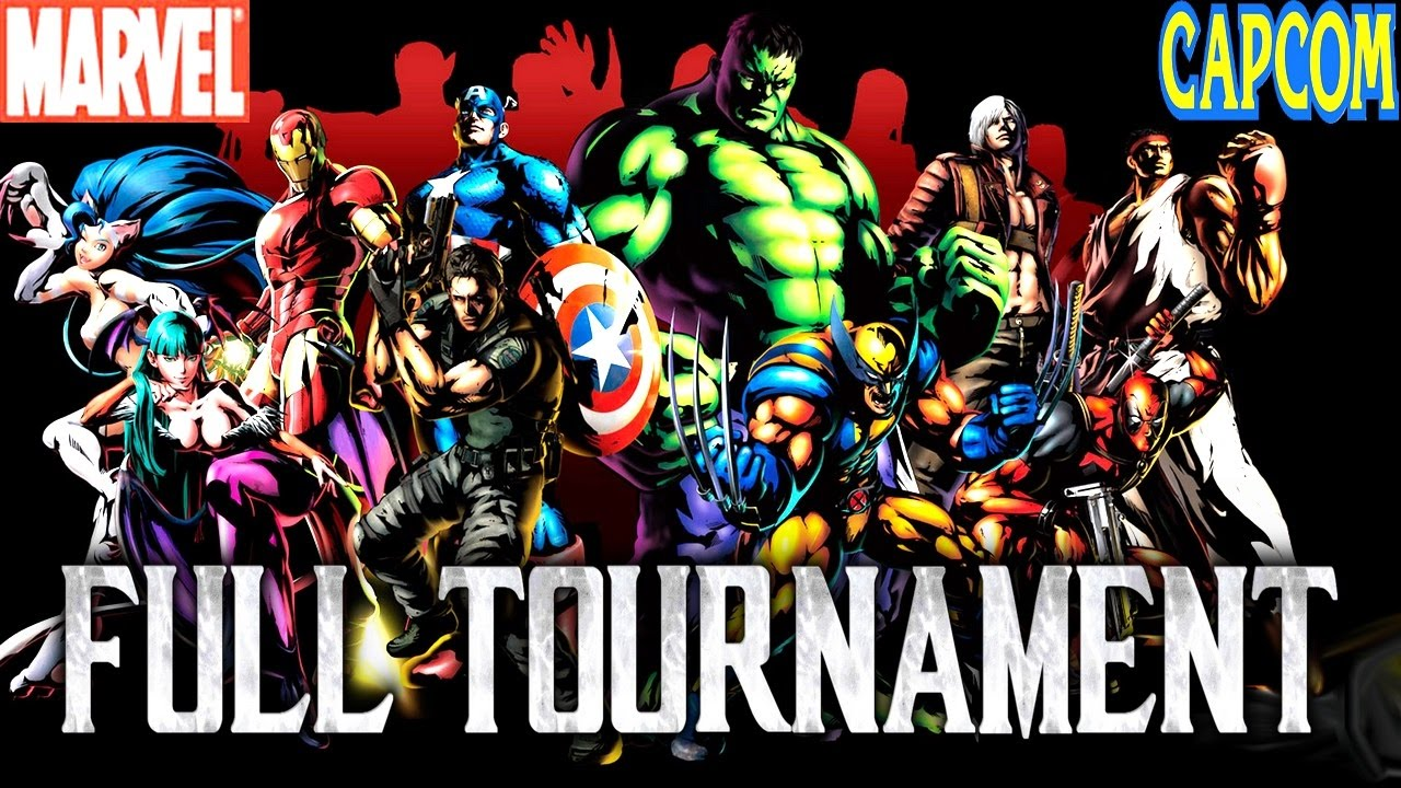 Ultimate Marvel Vs Capcom 3 Cec 2017 Full Tournament