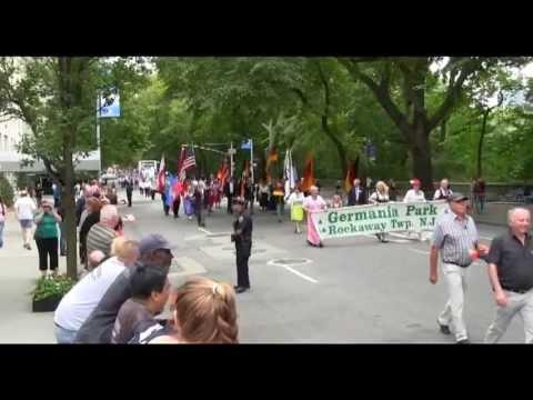 2013 1/3 von Steuben NYC Parade