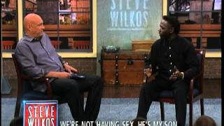We're Not Having Sex, He's My Son (The Steve Wilkos Show)