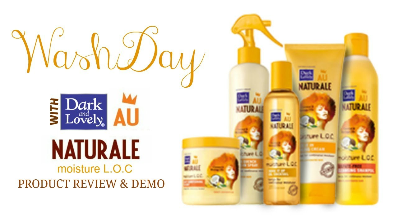 Reviews on dark and lovely au naturale