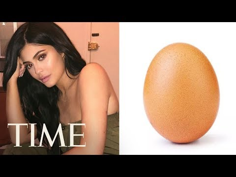 Carmine - An EGG Just Broke Kylie Jenner's Record For Most Instagram Likes