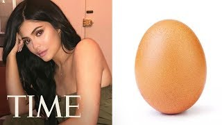 An Egg Has Beaten Kylie Jenner's Record For The Most Liked Photo On Instagram | TIME