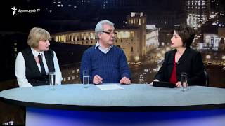 «Տեսակետների խաչմերուկ» Անդրանիկ Քոչարյանի և Սեդա Սաֆարյանի հետ․ 28.02.2018
