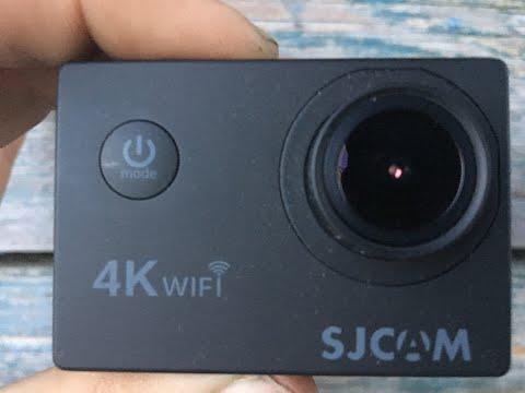 SJCAM SJ4000 AIR экшн камера. Обзор  Тест Есть ли прошивка