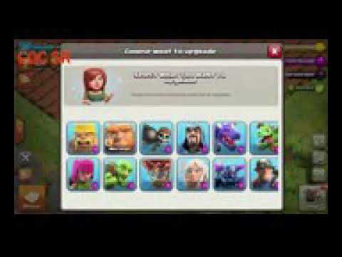 X1 Golem VS X99999 Spring Trap In Clash Of Clans, COC Private Server