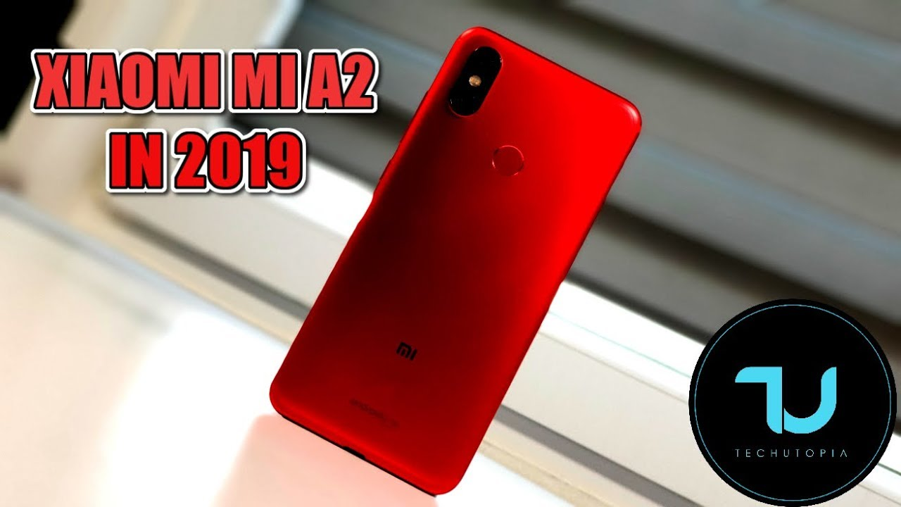 Xiaomi Mi A2 Global Version 5 99 inch 4GB RAM 64GB ROM Snapdragon 660 Octa  core 4G Smartphone