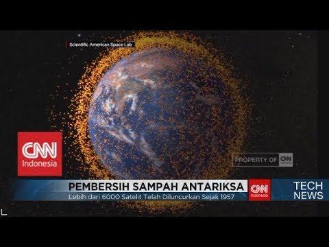Ternyata Ada Banyak Sampah di Luar Angkasa. Ilmuwan Coba Cari Solusinya - TechNews