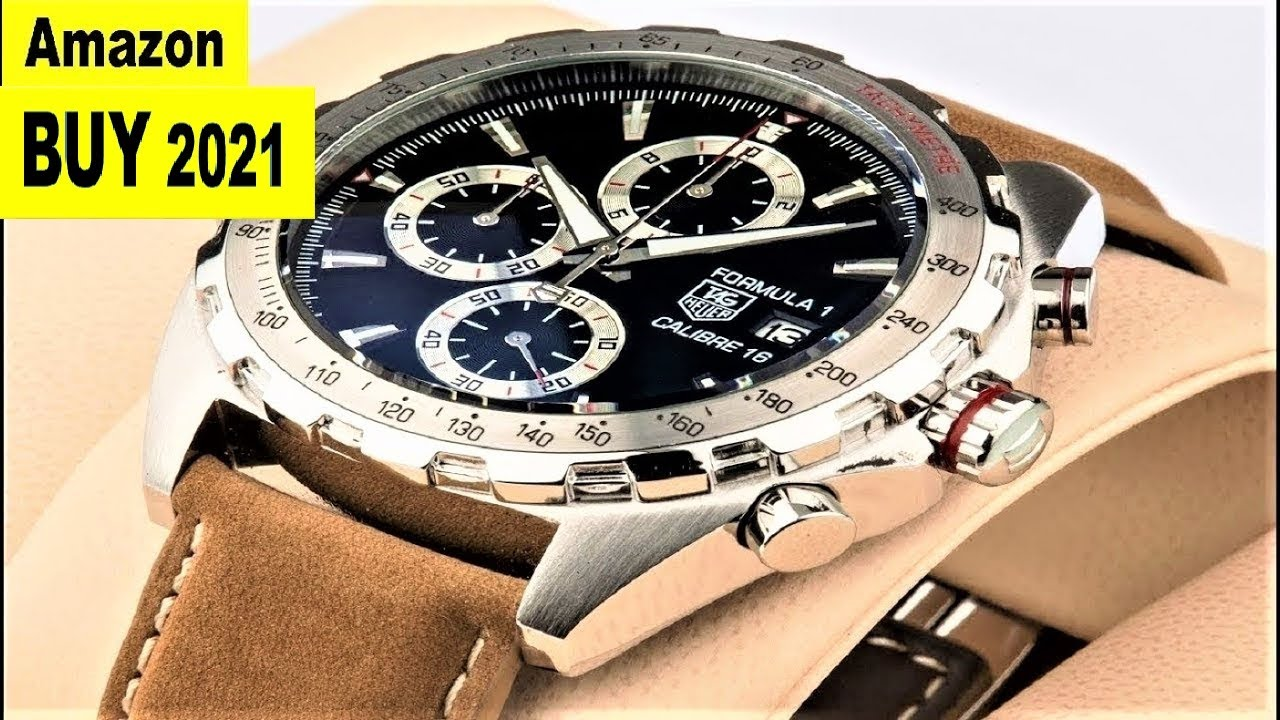 2aeb72f6919 10 Best Tag Heuer Watch For Men Buy in 2019 - YouTube