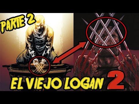 """EL VIEJO LOGAN REGRESA !!!!!! - OLD MAN LOGAN """"POST - SECRET WARS"""" - COMIC NARRADO PARTE 2"""