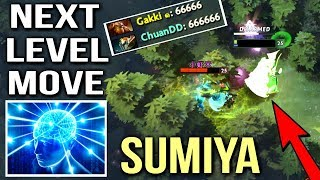 SumiYa The Best Invoker in the World! Next Level Moves Epic Combo Gameplay WTF Dota 2