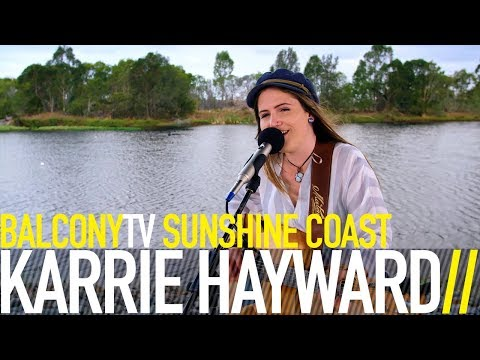 KARRIE HAYWARD - GOING TO THE GRAVE (BalconyTV)