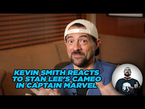 Your Morning Show - Kevin Smith responds to his mention in the Stan Lee Cameo in Captain Marvel