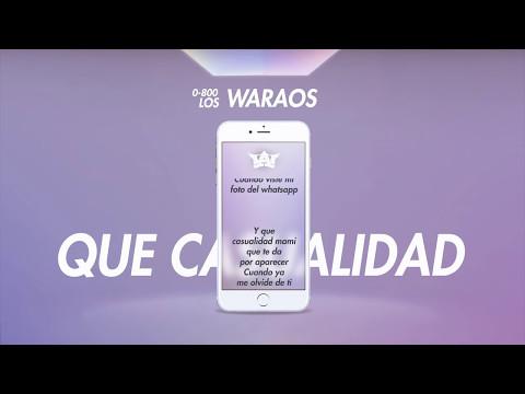 """Los Waraos -  Que Casualidad """"Version HotlineBling"""" [Official Audio]"""