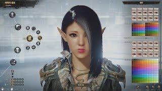 A:IR | Ascent: Infinite Realm CBT | Character Customization & Class Selection