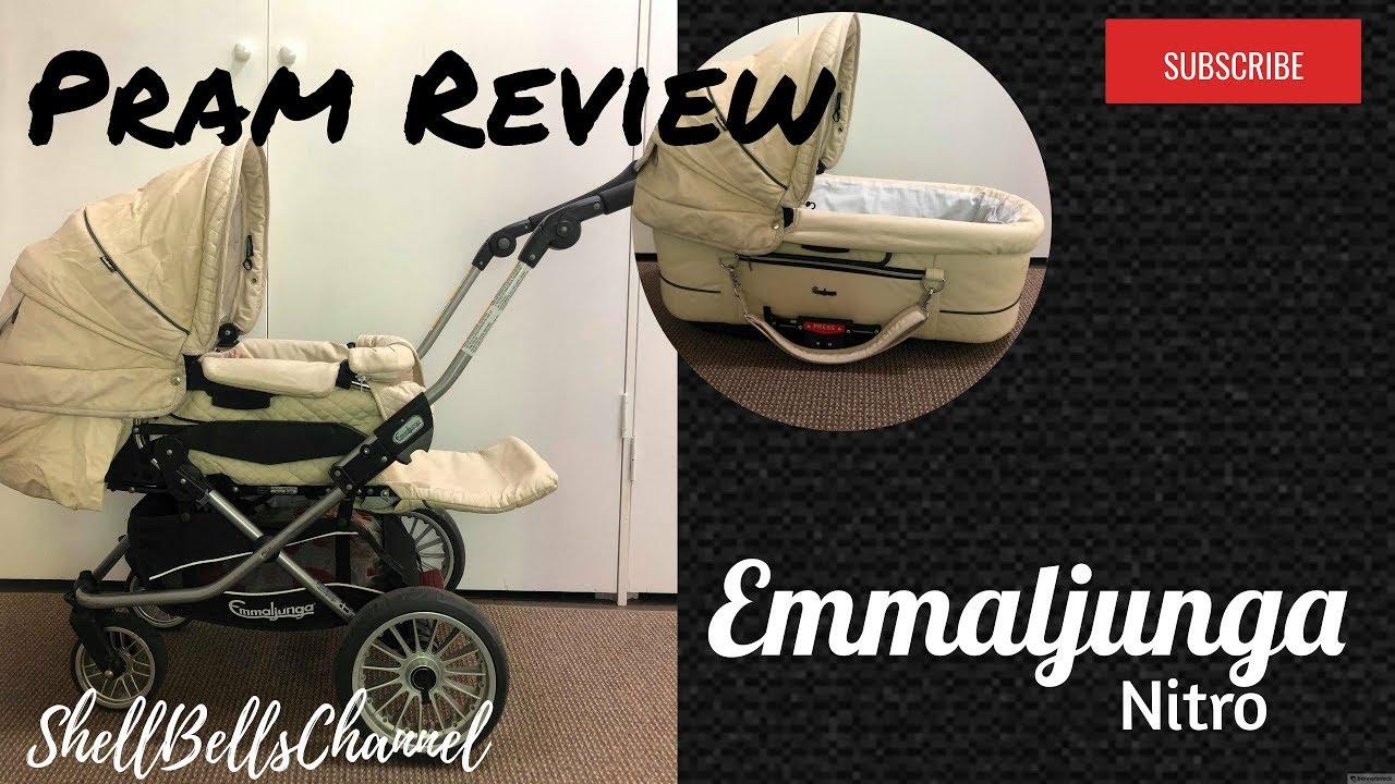 Emmaljunga Nitro Pram Review