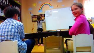 различные задания на уроке ментальной арифметики