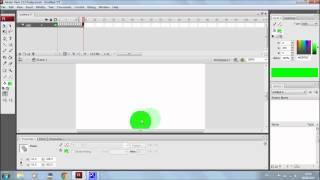 Урок №1 по программе Adobe Flash CS3.wmv