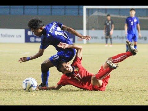 AFF U-16 Championship: Laos vs Thailand