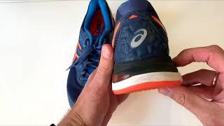 Обзор кроссовок Asics gel pulse 9. Кроссовки для бега и не только.