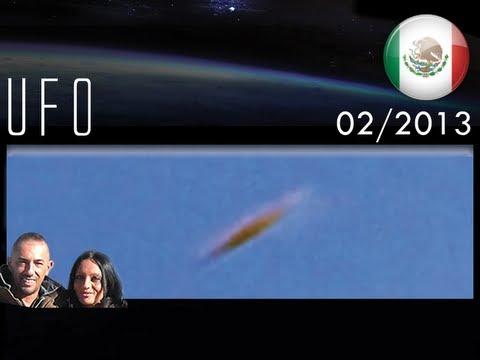 UFO | COSTA RICA MEXICO | JAN FEB 2013