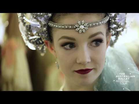 A Ballet Through Australia - Dancer's On Tour