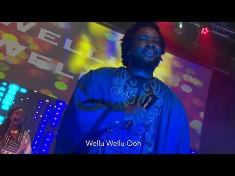 WELLU WELLU (Official Live Video) by Sonnie Badu - Rhythms Of Afrika