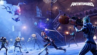 The Eight + The Sting / Event: FortniteMares Fortnite: Saving the World #243