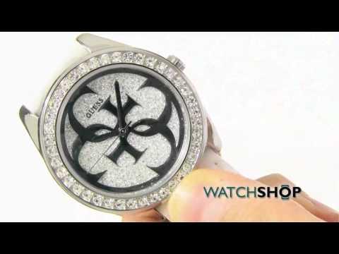 Guess Ladies' G Twist Watch (W0627L4)