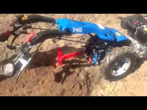Scava patate bcs youtube for Motocoltivatore bcs 720