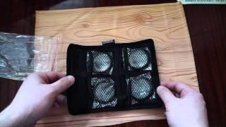 Посылка из Гонконга: набор из 4-рёх макролинз 49 mm, в защитном кожухе.