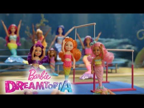 Barbie Dreamtopia Mermaid Summer Games Barbie Youtube
