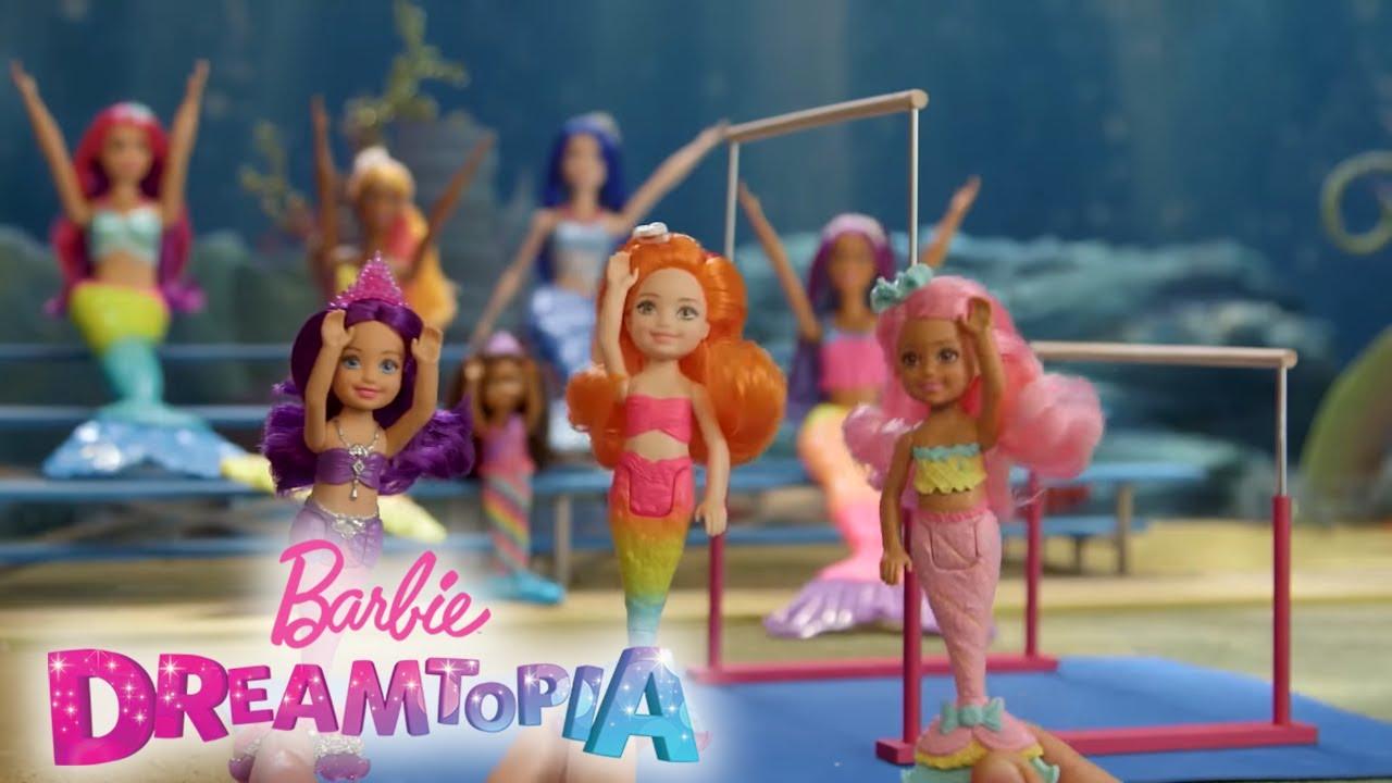 Barbie Dreamtopia Mermaid Summer Games Barbie