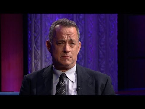 On Your Mark, Get Set, Act! with Tom Hanks
