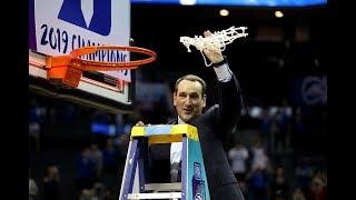 Coach K recaps Duke's ACC Championship title