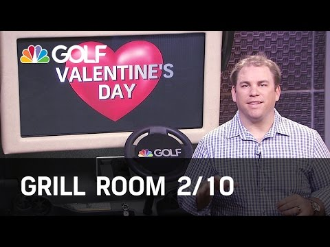 Grill Room Valentine's Edition | Golf Channel