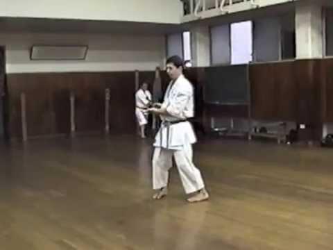 13 Okinawa Goju Ryu Kata