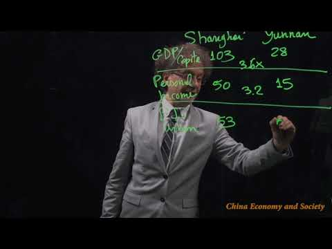 China Economy and Society | Videocast #7 - Shanghai vs Kunming ENG