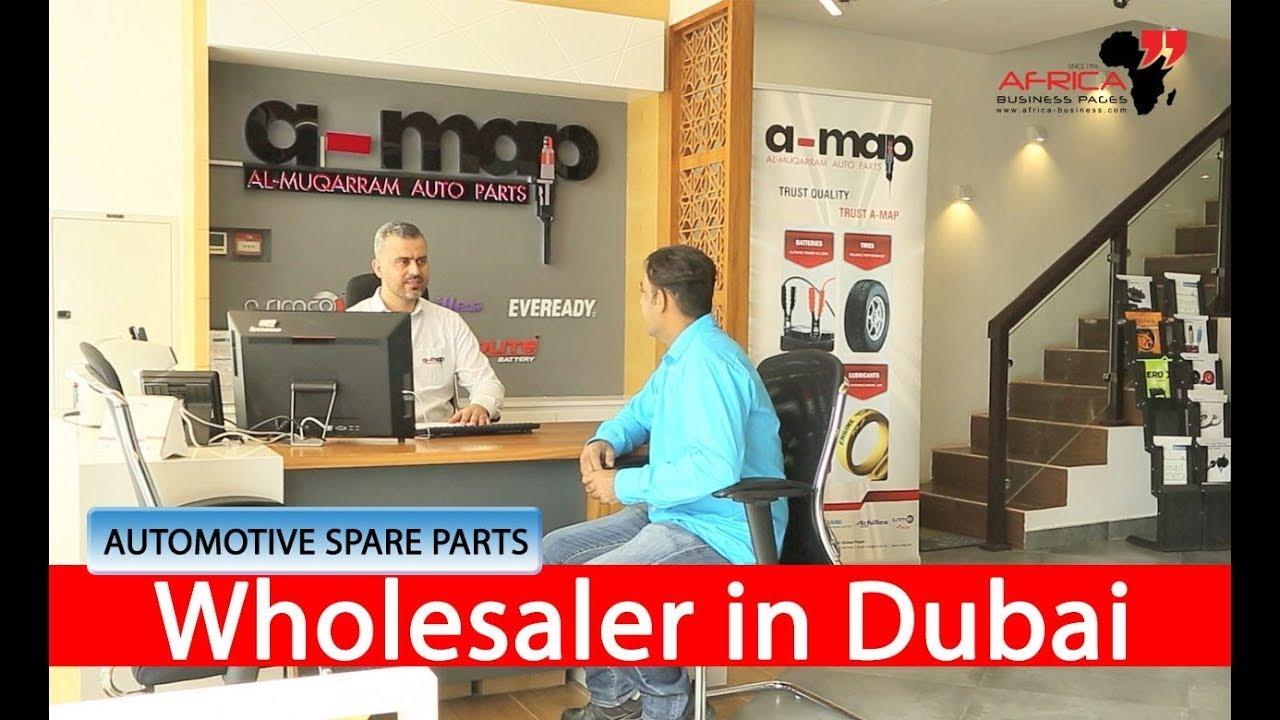 Al Muqarram Auto Parts Trading LLC | Auto Parts Wholesaler ...
