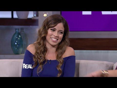 Angelique Rivera Fangirls Over Adrienne in 'Cheetah Girls'