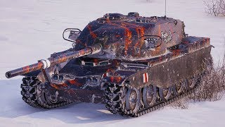 World of Tanks T95/FV4201 Chieftain - 6 Kills 12,1K Damage