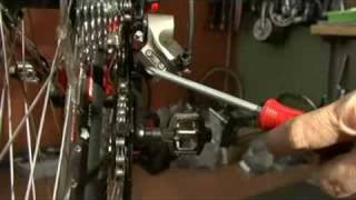 Bicycle Maintenance: How To Adjust a Rear Derailleur