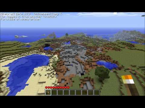 Massive TNT Skyscraper Minecraft