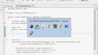 Java Web Programming with Eclipse: JSP