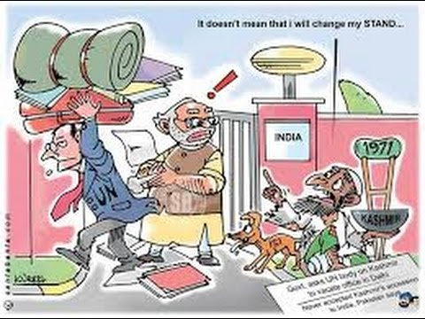 Due to huge Economical differential  Modi will be treat Like a bhutan with Pakistan in future