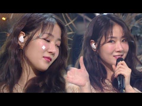 《Comeback Special》 SOYOU(소유) - The Night(기우는 밤) @인기가요 Inkigayo 20171217