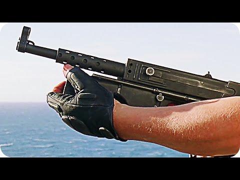 LAISSEZ BRONZER LES CADAVRES Teaser Trailer (2017) Crime Thriller Movie