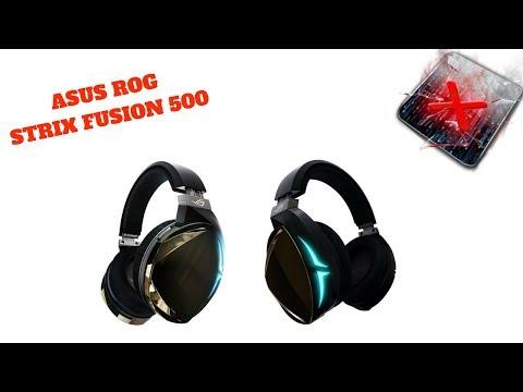 [Unboxing ITA] ASUS ROG Strix Fusion 500