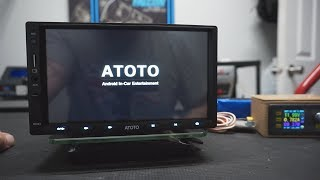 ATOTO A6 Android Car Navigation Unboxing Overview